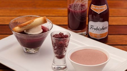Frobishers Bumbleberry Trio