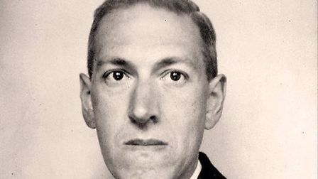 Writer H.P. Lovecraft pictured in 1934. Picture: Getty Images