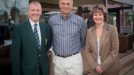 The Captains with Sir Steve Redgrave