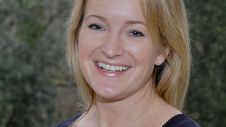 Health and fitness expert Claire Morgan-Hughes is supporting Diabetes Week.