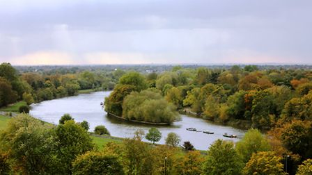 Surrey islands of the River Thames