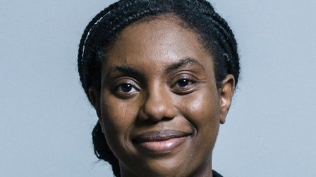 Kemi Badenoch is a new minister for equalities. Photograph: House of Commons.