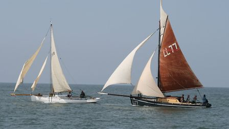 Anchors aweigh for Conwy River Festival