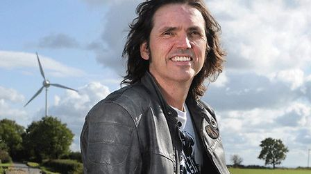 Dale Vince of Ecotricity