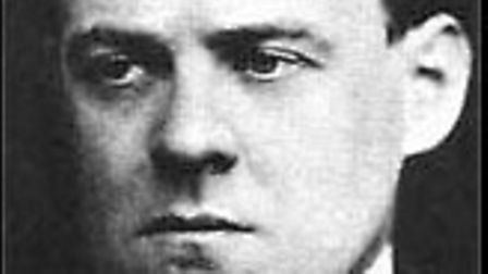 Hilaire Belloc (courtesy of West Sussex County Council Library Service)