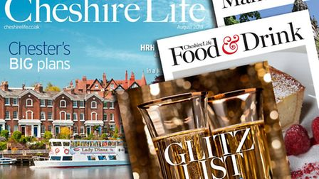 Cheshire Life August 2013