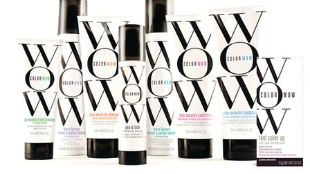 Color Wow - Try the wonderful Color Wow, which is an American range created by one of the founders o