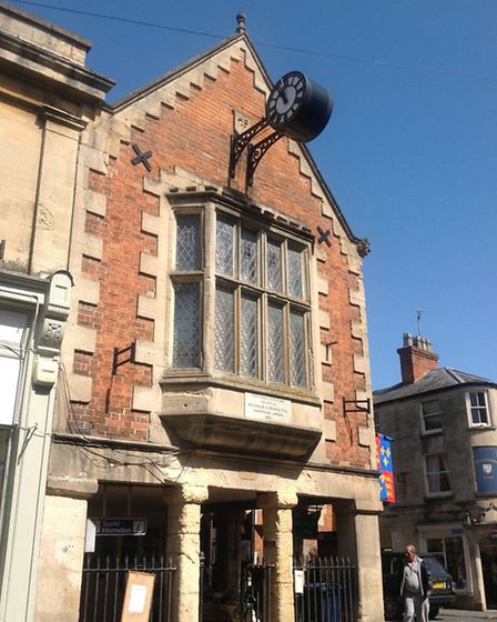 Winchcombe's Old Town Hall