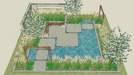 RHS Garden partnering with Cheshire Life