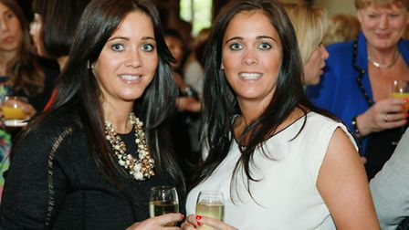 Twins, Michelle and Hayley Atack