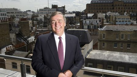 Gerald Grosvenor, 6th Duke of Westminster - Photo by Paul Grover / Rex Features