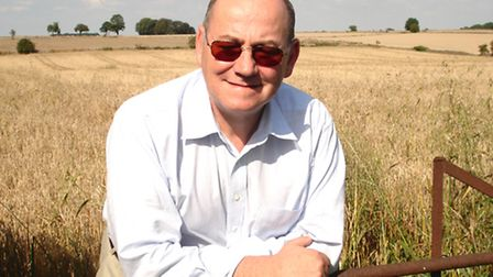 Cotswold Life editor, Mike Lowe
