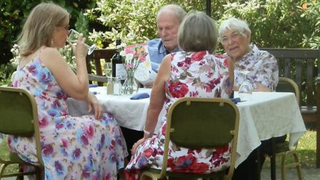 The Red House care home in Ashtead