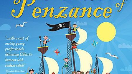 Opera Anywhere's performance of The Pirates of Penzance