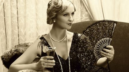 The vintage 1920s style is becoming increasingly more popular