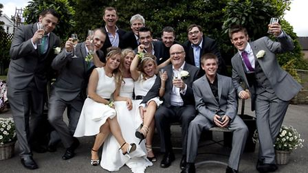 Cheshire Weddings - Anne and Neil Hughes, Bowdon Rooms William Ellis Photography