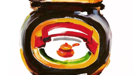 The Marmite painting