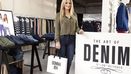 Donna Ida to launch exclusive pop-up shop at Cheshire Oaks on 5 October