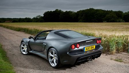 Lotus Exige Roadster S Review