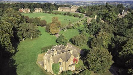 Kingham Hill School in Chipping Norton, Oxfordshire