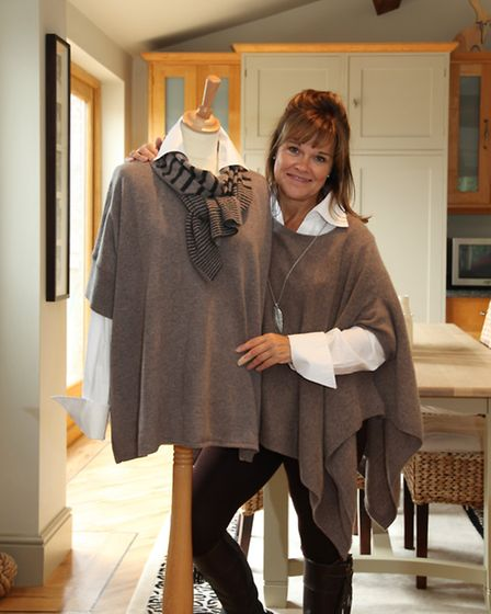 Tracy Farrow of Cashmere and Cotton