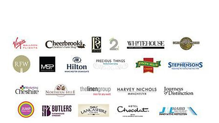 A big thank you to all our suppliers and sponsors
