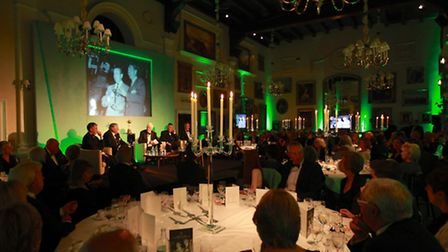 Ryder Cup heroes get quizzed in the Wentworth Club