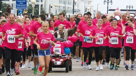 Walk to Remember in Worthing