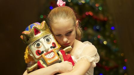 The State Ballet Academy of Belarus are performing The Nutcracker