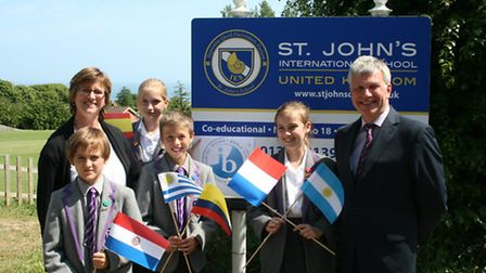 St John's School at Sidmouth has been authorised as an IB World School to teach the Primary Years Pr