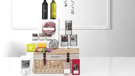 Harvey Nichols hamper range