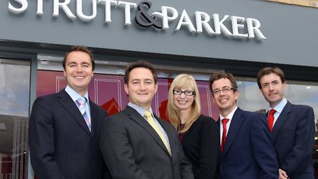 Strutt & Parkers Oxford office is located at 269 Banbury Road, Oxford, OX2 7LL.