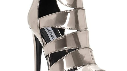 Make an entrance if you dare in Spycee, £85, Steve Madden