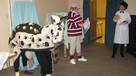Bredon WI's production of 'Jack and the Beanstalk'