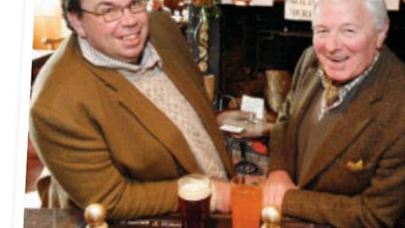 The Parson and The Publican