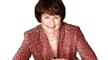 Popular poet Pam Ayres