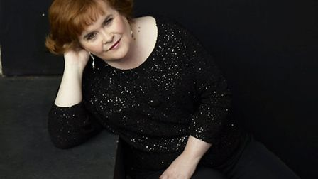 Susan Boyle will be performing at the Princess Theatre