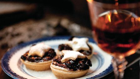 Mince pies, from Traditional Aga Christmas by Louise Walker