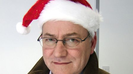 Merry Christmas from the editor of Cotswold Life, Mike Lowe