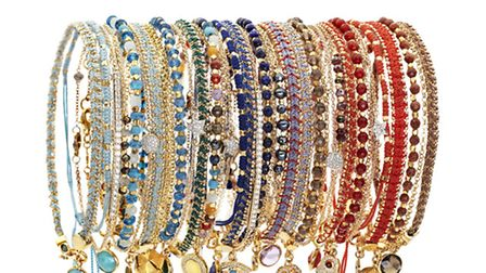 Fabulous for layering, Astley Clarke Biography Bracelets, prices from £65