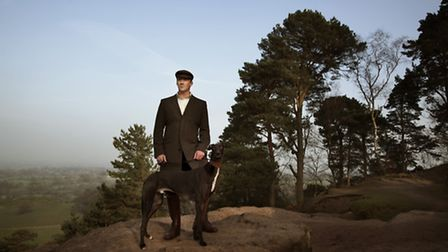 Tenor Russell Watson loves nothing more than walking on The Edge and spending time with his horses.
