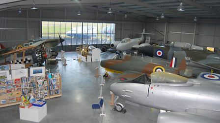 The Jet Age Museum in Gloucestershire