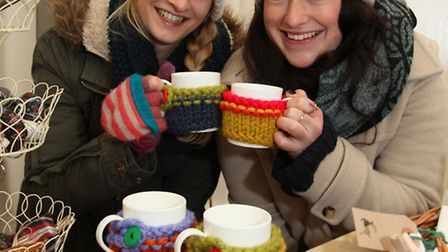 Lucy Wightwick and Abi Jessup-Neary from Abi & Lucy, crafted with care
