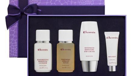Treat skin after all those Christmas parties with Elemis SKIN BRILLIANCE GIFT SET, £39 containing Ma