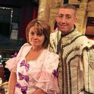 Danniella Westbrook and Christopher Maloney