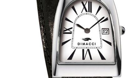 The Dimacci Nicy Queen II watch, which our esteemed columnist has her eye on
