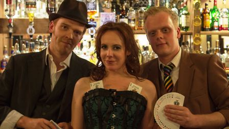 Lock-in cabaret heads to Guildford