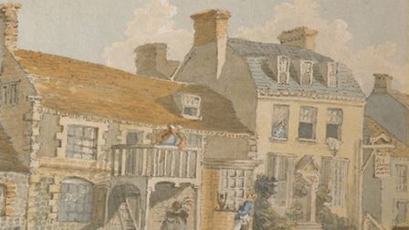 Sea House Inn, Worthing. CREDIT - Worthing Museum and Art Gallery