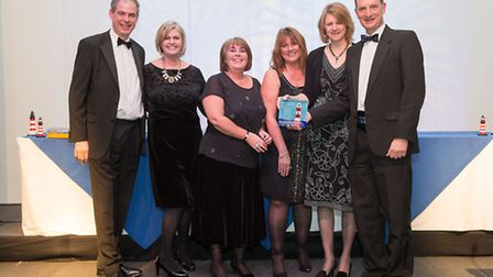 Arundell Arms - Gold Award