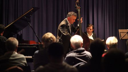 Watermill Jazz continues to attract a host of top musicians